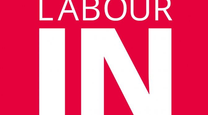 Proud To Be Labour