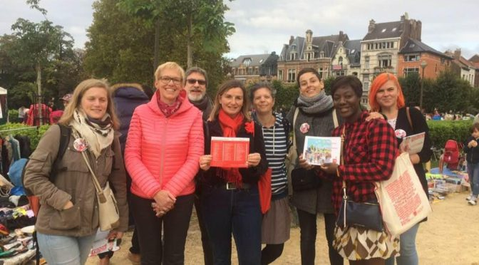 Brussels Labour goes local in the Belgian Communal Elections